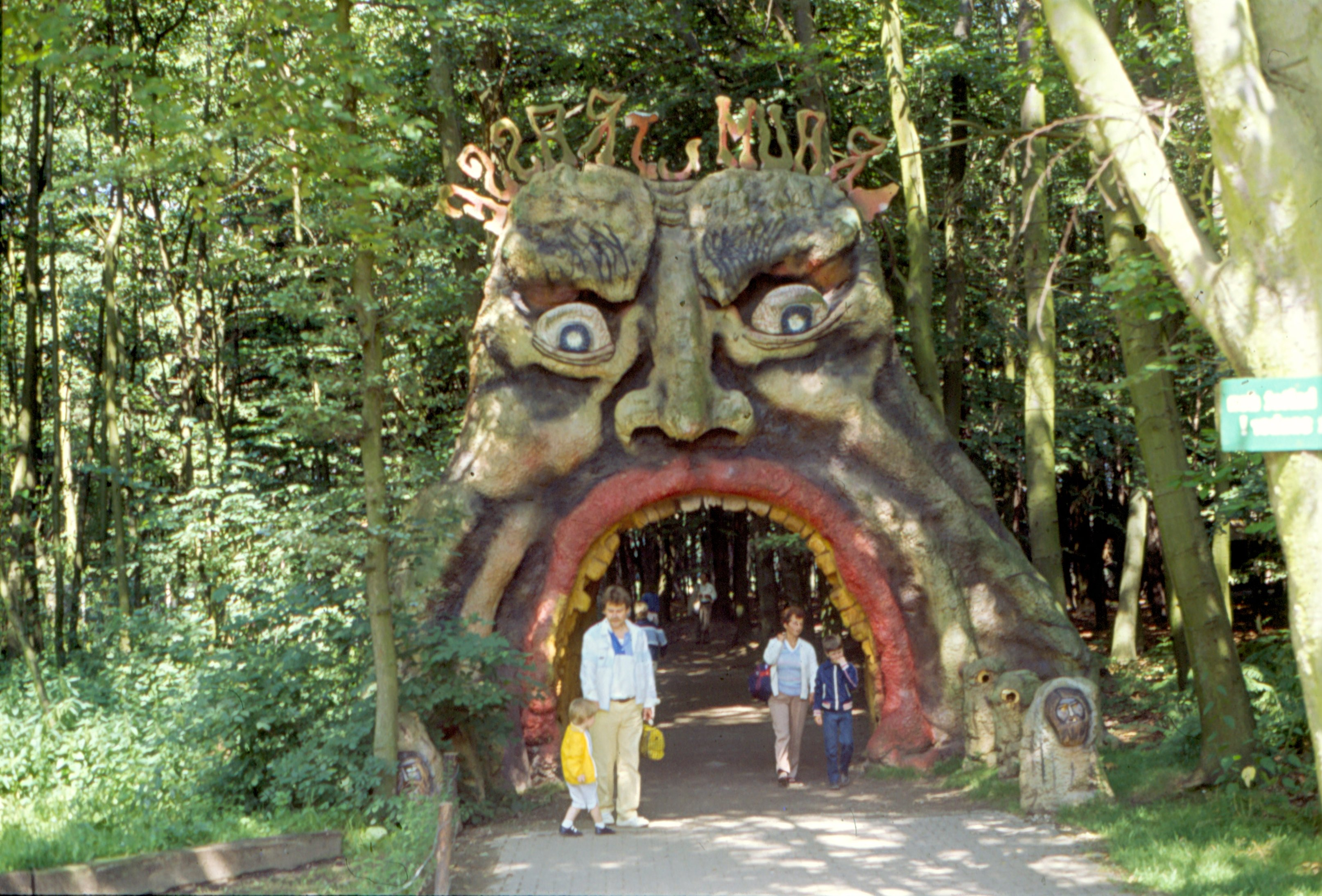 Geschichte des Parks  Traumlandpark Bottrop Kirchhellen